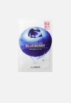 the SAEM - Natural blueberry mask sheet