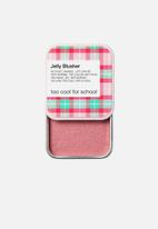 Too Cool For School - Check jelly blusher #6 Rose Mousse