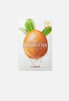 the SAEM - Natural shea butter mask sheet