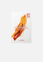 the SAEM - Natural red ginseng mask sheet