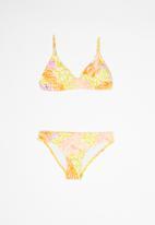Billabong  - Love palm bikini set - multi