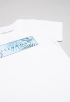 Billabong  - United short sleeve tee - white