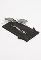 Superbalist - Plester sunglasses - black & gold