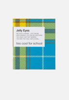 Too Cool For School - Check jelly eyes #M05 Honey Almond
