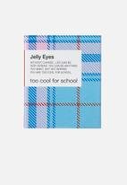 Too Cool For School - Check jelly eyes #M03 Dusty Rose