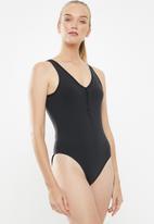 Reebok - C bodysuit - black