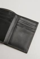 G-Star RAW - Axler cc wallet leather - black