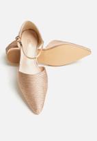 edit - Selena pump - rose gold