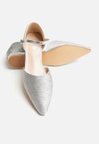 edit - Selena pump - silver