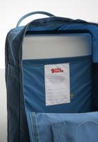 Fjallraven Kånken - Kanken 13 inch bag - blue