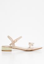 edit - Katie slingback sandal - neutral