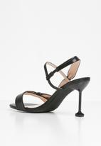 Miss Black - Noori heel - black