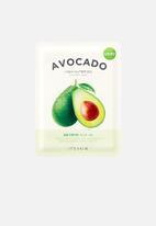 It's Skin - The Fresh Mask Sheet - Avocado