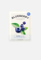 It's Skin - The Fresh Mask Sheet - Blueberry