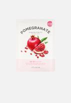 It's Skin - The fresh mask sheet - pomegrante