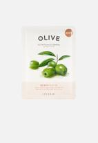 It's Skin - The Fresh Mask Sheet - Olive