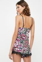 DORINA - Dolores floral camisole - multi