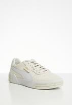 PUMA - Cali Taped - vaporous gray-metallic gold