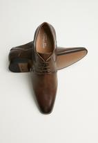 Gino Paoli - Jared formal shoe - brown
