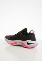 Nike - Joyride Run Flyknit - black / anthracite / pink blast