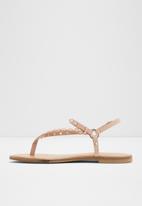 ALDO - Filanna sandal - neutral
