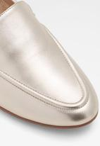 ALDO - Joeya leather loafer - grey