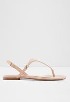 ALDO - Kedulia sandal - neutral