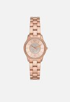 Michael Kors - Runway - rose gold