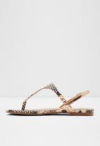 ALDO - Kedulia sandal - multi