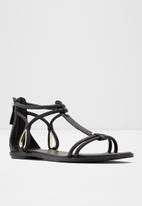 ALDO - Piawen sandal - black