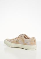 Converse - One Star gold camo