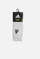 adidas Performance - Performance crew socks - grey