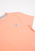 POLO - Girls Kelly short sleeve tee - orange