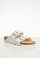 Birkenstock - Men's Arizona regular fit - white