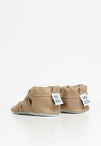 shooshoos - Boomerang sandal - brown