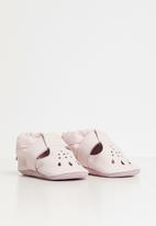 shooshoos - Rain lily pull on - pink