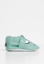 shooshoos - Bubblegum sandal - green