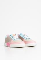 POP CANDY - Girls colourblock sneaker - multi