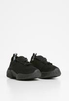 SOVIET - K bear sneaker - black
