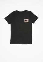 Quiksilver - Enlightened tunnel  youth - black