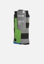 Stance Socks - Split check socks - multi