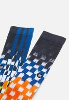 Stance Socks - Space dust socks - multi