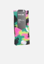 Stance Socks - Dimensional camo socks - multi