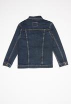 Levi's® - Lvg lightweight trucker denim jacket