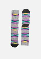 Stance Socks - Jackee socks - multi