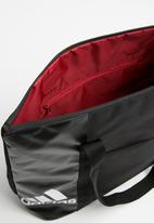 adidas Performance - Tote bag - black & white