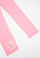 Hello Kitty - Elastane jersey legging - pink