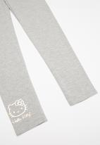 Hello Kitty - Elastane jersey legging - grey