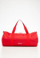 adidas Originals - Ac duffle - red & white