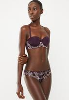 DORINA - Lianne 2 tone brief - purple